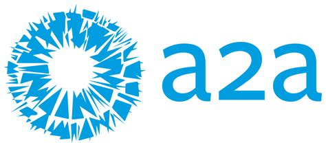 logo of A2A