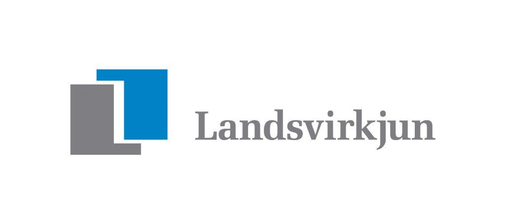 logo of Landsvirkjun